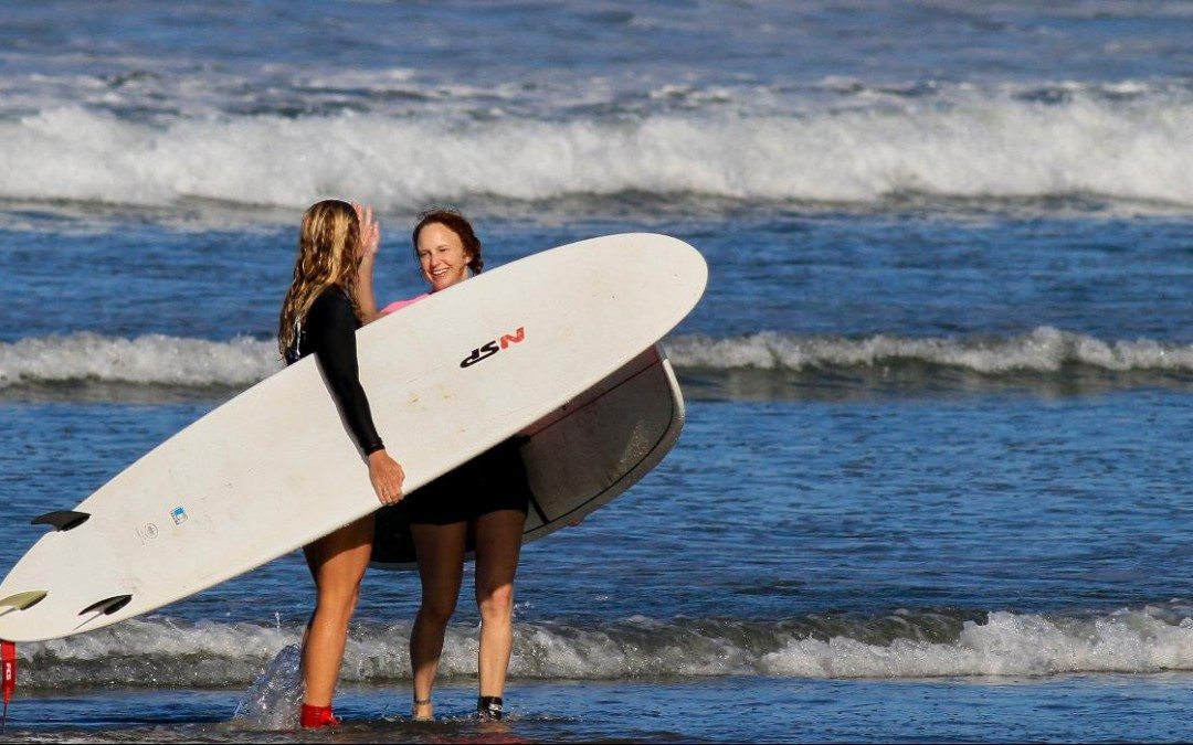The Ultimate Learning Adventure Vacation: Surf Simply In Nosara, Costa Rica
